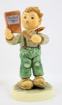 "Hummel Figurine #2168 Today's Recipe First Issue TMK-8 Size 5.25"" Broken Spoon"