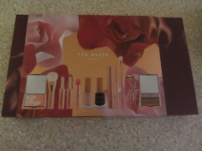Ted Baker Ted's Bouquet Cosmetic Collection ~ New