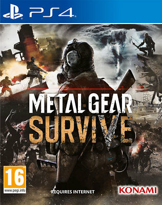 Metal Gear: Survive (PS4)  BRAND NEW AND SEALED - IN STOCK - QUICK DISPATCH