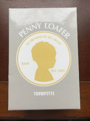 New Trumpette Penny Loafer Socks 6 Pairs 0-12 Months