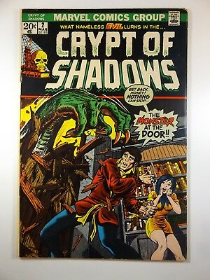 "Crypt of Shadows #2 ""The Death of Danny!"" Beautiful Fine- Condition!!"