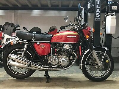 1972 Honda CB  Excellent original and complete example