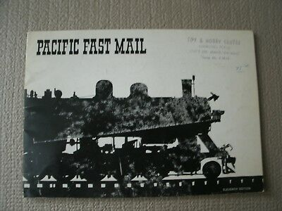 Pacific Fast Mail Vintage Catalog