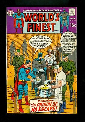 WORLD'S FINEST #192 -- March 1970 -- VF Or Better