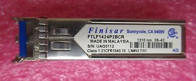 FINISAR FTLF1424P2BCR Duplex 4Gb/s 1310nm Fibre Channel Transceiver Module SFP