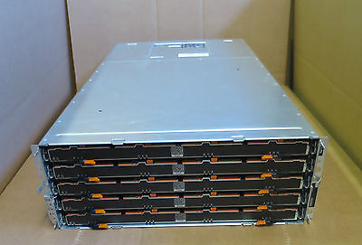 Dell PowerVault MD3860f 232TB Fibre Channel Storage Array 2x 16GB FC Controllers