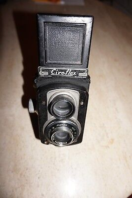 Vintage Twin Lens Ciroflex Camera  Made In Ohio