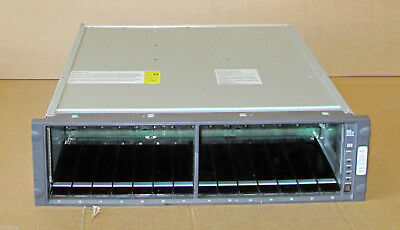 Network Appliance NetApp DS14 MK4 14 Bay Drive Array With 2x ESH4 Controllers