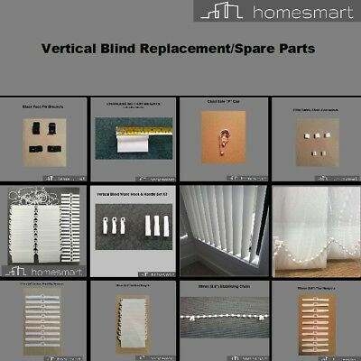 Vertical Roller Blind Spare Parts. Weights,Chain,Hangers & Lots More