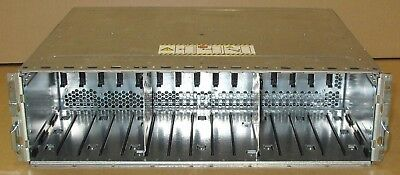 EMC Array Chassis KTN-STL4 DAE3P 100-562-123 - 4GB Controllers, Power Supplies