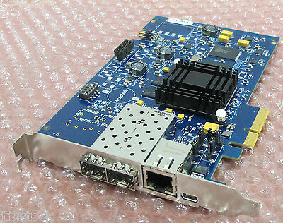 Accolade Technology ANIC-2KL - Dual GigE PCI Express Packet Capture Adapter Card