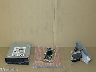 HP StorageWorks LTO 2 Ultrium 448 With SCSI Card And Cable DW016A DW016-69201
