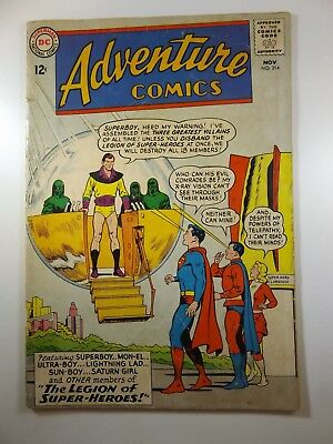 Adventure Comics #314 Starring Superboy and The LOSH!! Good Condition!!
