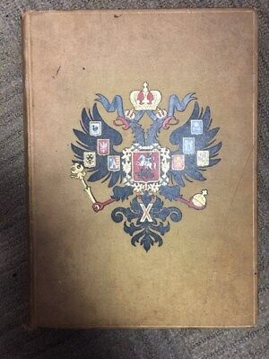 The Tsar and His People or Social Life in Russia book published 1891