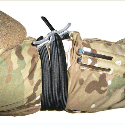 Survival Gear Medical Tourniquet Lightweight One hand Handle First Aid EDC