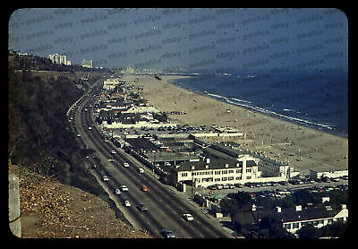(408) 1968 35mm Slide Photo - LOS ANGELES - SANTA MONICA VIEW