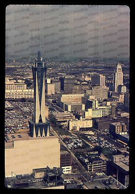 (206) 1969 35mm Slide Photo - LOS ANGELES - View