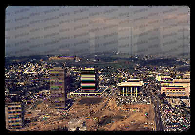 (207) 1969 35mm Slide Photo - LOS ANGELES - View