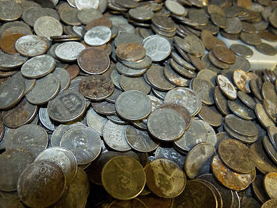 150-- 1943  Steel Wheat Pennies UNSEARCHED