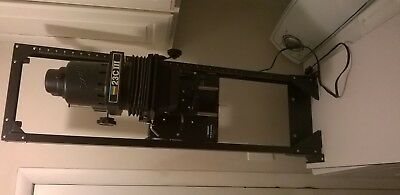 Beseler 23C III-XL Black and White Enlarger with Lens and 35mm Carrier