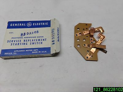 GE General Electric Motor Starting Switch 939A205 , 16 B - NEW