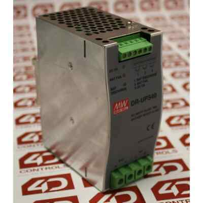 Mean Well DR-UPS40 UPS Module DIN Rail - Used