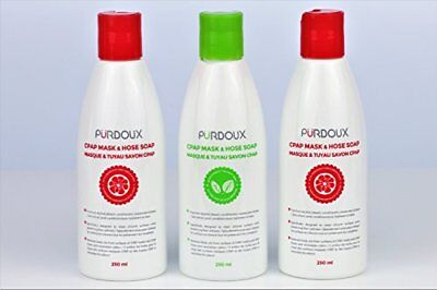 Purdoux CPAP Mask and Hose Soaps