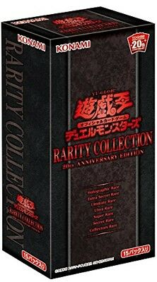 Yugioh Ogyu Duel Monsters RARITY COLLECTION Rareity Collection from japan