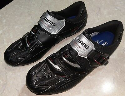Shimano Road Bike Shoes Black SH-R106L US 10.5 EU 45