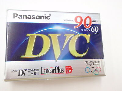 Panasonic Dvm60 Ay-Dvm60Ff 60 Min 90 Min Lp Digital Video Casette