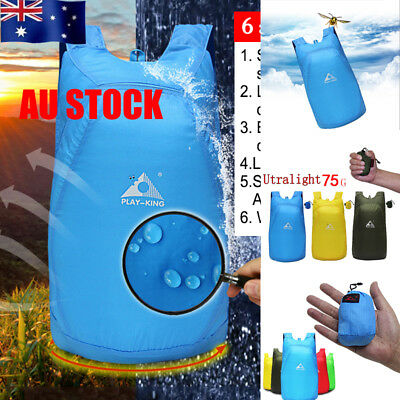 AU Lightweight Outdoor Camping Waterproof Dry Bag Storage Sack Pouch Floating