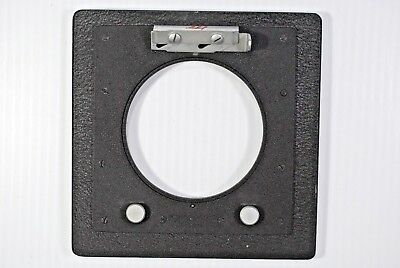 "1 Vintage  ADAPTER 6""x6"" -  LINHOF Technika 4 x 5  BOARDS TO  CALUMET C1  8x10"""