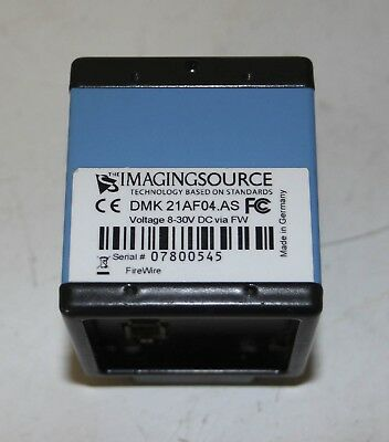 IMAGING SOURCE DMK 21AF04AS Firewire Mono Camera with Cables ...