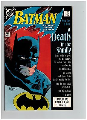Batman (1940) # 426-429 SET (8.0/9.2-VF/NM) A DEATH IN THE FAMILY (265751)