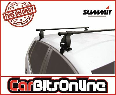 Full Roof Rack Bar Kit SUM108 Mountney Direct Fit for NISSAN KUBISTAR 2004-2009