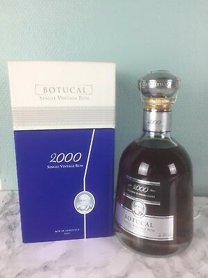 Diplomatico (same as) Botucal Single Vintage 2000, 0,7l, 43%