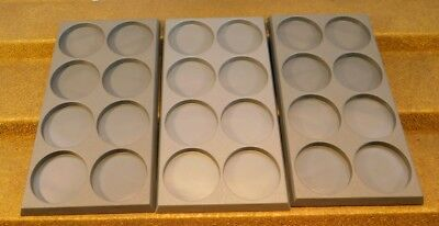 WAR OF THE RING INFANTRY MOVEMENT TRAYS - Lord Of The Rings 3 Plastic Trays