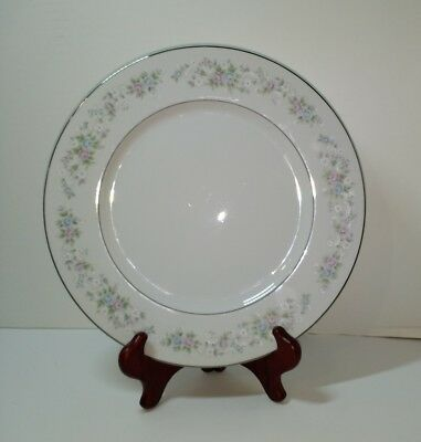 Dinner Plate Carlton Japan Corsage 481 Floral 10.75""