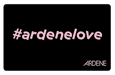 Ardene Gift Card- $50 Mail Delivery