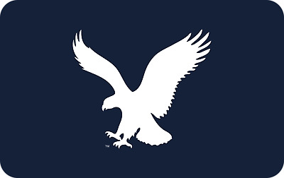 American Eagle Gift Card - $50 Mail Delivery
