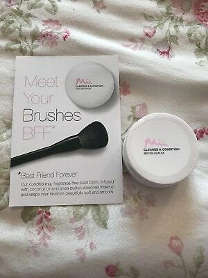 Cleanse And Condition - Brush cleaning Balm 30g