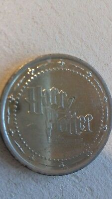 medaille /jeton  Harry Potter