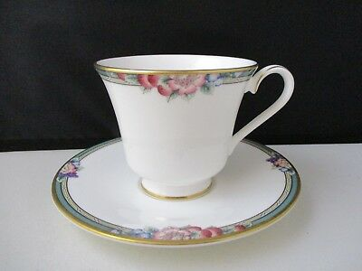 """Royal Doulton Orchard Hill Cup & Saucer  3"""" X 2 1/2""""- 1107G"""