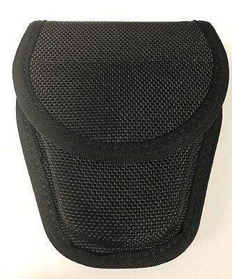 NEW Bianchi 7300 Series AccuMold Covered Handcuff Case Hidden Snap Closure