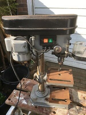 Bench drill  240 v. 1/4 hp Good condition