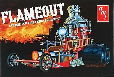 AMT 1:25 Flameout Show Rod Plastic Model Kit AMT934