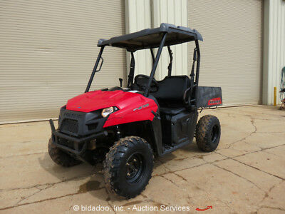 2014 Polaris Ranger 570 EFI  Side By Utility Vehicle ATV UTV 4WD bidadoo