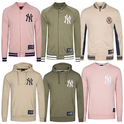 New York Yankees MLB Majestic Herren Sweatshirt Pullover Jacke Sweater Baseball