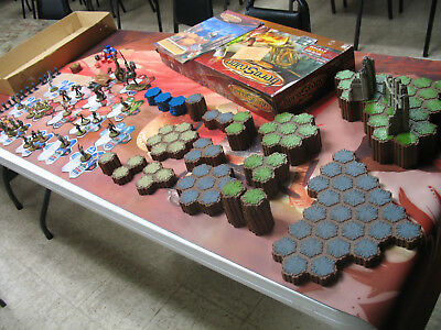 Heroscape Master Set: Rise of the Valkyrie 100% Complete Used