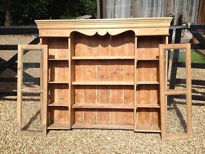 Antique Pine Dresser Top